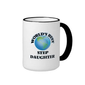 World's Best Step-Daughter Coffee Mugs