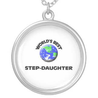 World's Best Step-Daughter Jewelry