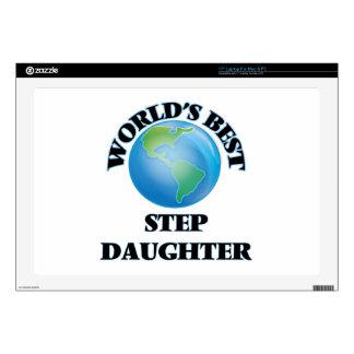 World's Best Step-Daughter Skin For Laptop
