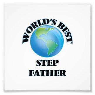 World's Best Step-Father Art Photo