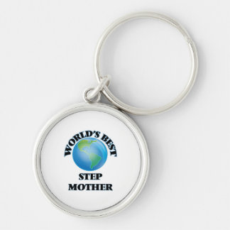 World's Best Step-Mother Key Chains