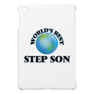 World's Best Step-Son Cover For The iPad Mini