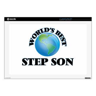 World's Best Step-Son Laptop Skins