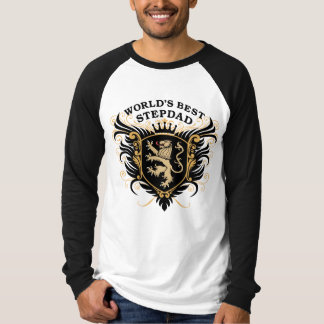 World's Best Stepdad Shirt