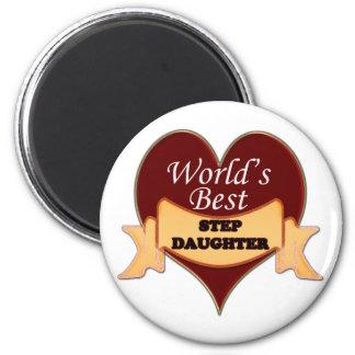 World's Best Stepdaughter Magnet