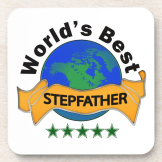 World's Best Stepfather Coaster