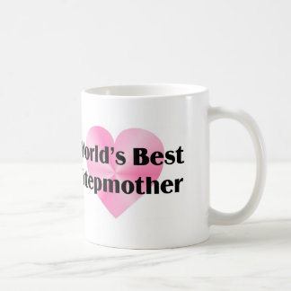 World's Best Stepmother Mug