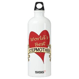 World's Best Stepmother Water Bottle