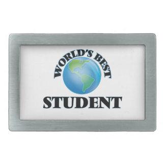 World's Best Student Belt Buckle