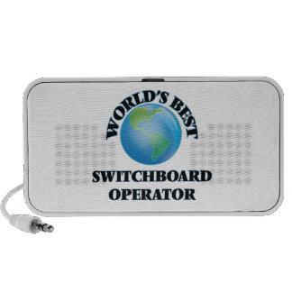 World's Best Switchboard Operator iPod Speaker