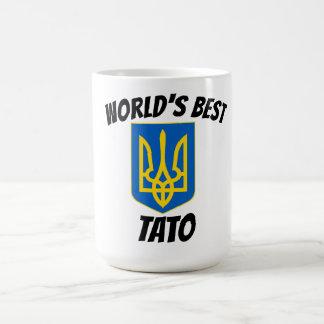 World's Best Tato Dad Tryzub Morphing Mug