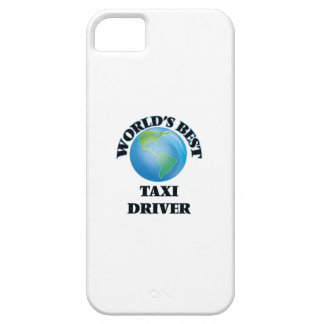 World's Best Taxi Driver iPhone 5 Case