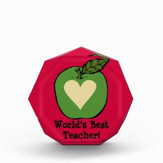 World's Best Teacher Award