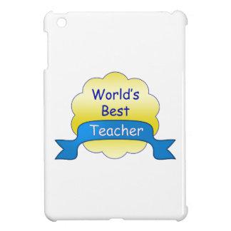 World's Best Teacher iPad Mini Case