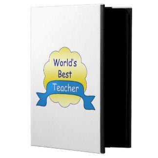 World's Best Teacher Powis iPad Air 2 Case