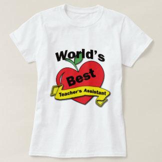World's Best Teacher's Assistant T-Shirt