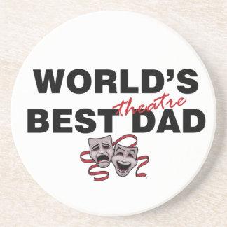 World's Best Theatre Dad Coaster