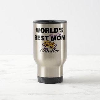 World's Best Theatre Mom Travel Mug