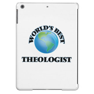 World's Best Theologist iPad Air Case
