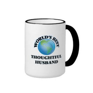 World's Best Thoughtful Husband Coffee Mug