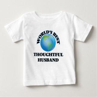 World's Best Thoughtful Husband T Shirts