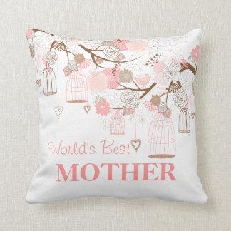 World's Best Throw Pillow