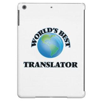 World's Best Translator iPad Air Covers