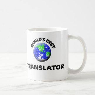 World's Best Translator Coffee Mug