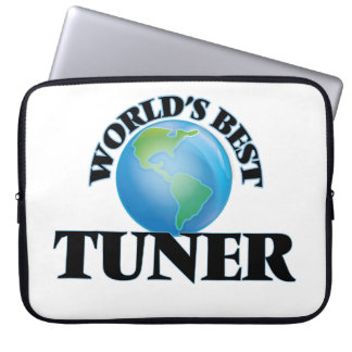 World's Best Tuner Computer Sleeves
