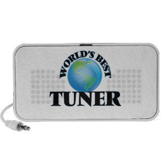 World's Best Tuner iPod Speaker