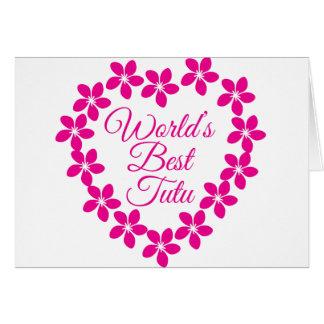 Worlds Best Tutu