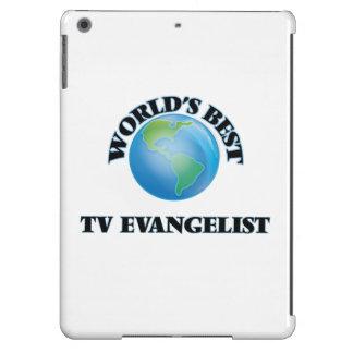World's Best TV Evangelist iPad Air Cases