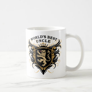 World's Best Uncle Coffee Mugs