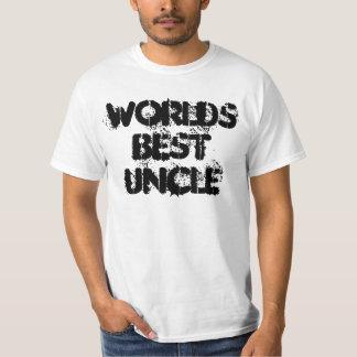 worlds best  uncle T-Shirt