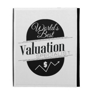 World's Best Valuation Specialist iPad Cases
