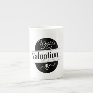 World's Best Valuation Specialist Tea Cup