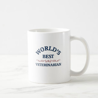 World's best Veterinarian Coffee Mug