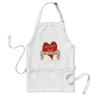 World's Best Vice Principal Adult Apron