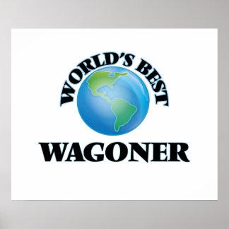 World's Best Wagoner Poster