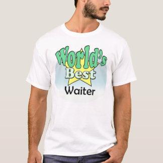 World's best Waiter T-Shirt