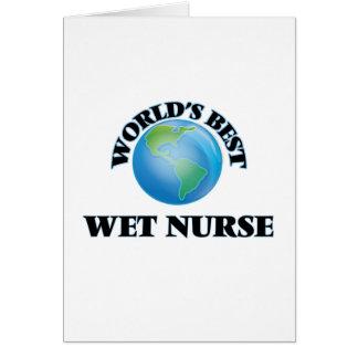 World's Best Wet Nurse Cards