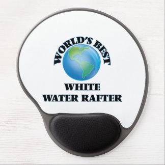 World's Best White Water Rafter Gel Mousepads