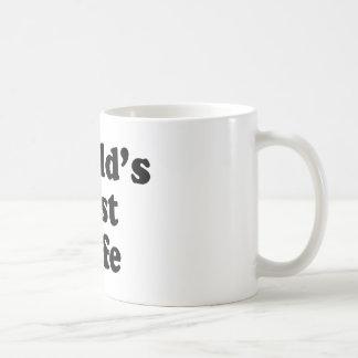 World's Best Wife Coffee Mug