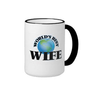 World's Best Wife Coffee Mugs