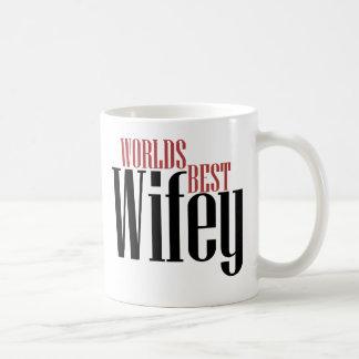 Worlds Best Wifey Coffee Mug