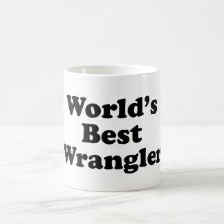 World's Best Wrangler Coffee Mug