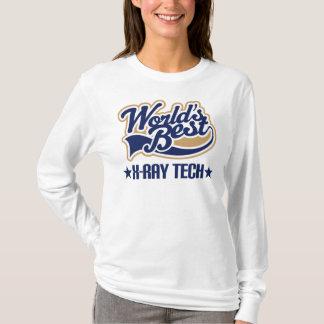 Worlds Best X Ray Tech T-Shirt