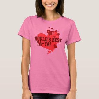 World's Best Ya-Ya T-Shirt