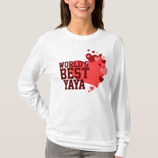 World's Best Yaya T-Shirt