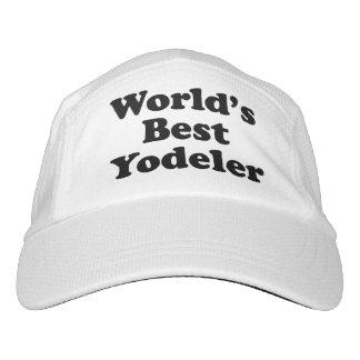 World's Best Yodeler Headsweats Hat